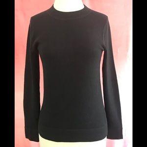 GAP mock-neck black Sweater